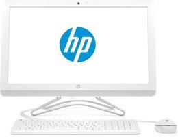 HP AIO FHD-IPS 21.5 / I3-7100 /  4GB / 256GB SSD / W10