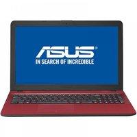 ASUS X541 15.6 RED i3 7100U / 240GB SSD / 4GB / 920MX 2GB / W10