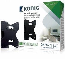 König KNM-MFM10 flat panel muur steun