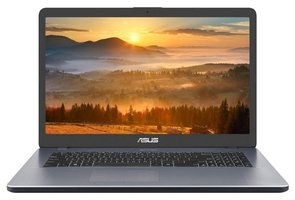ASUS F705MA / 17.3 / QUAD N5000 / 4GB / 480GB SSD / W10