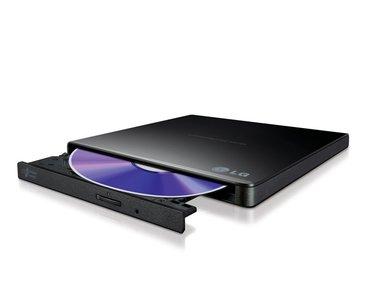 LG GP57EB40.AHLE10B optisch schijfstation Zwart DVD Super Multi DL