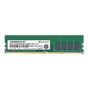 Transcend JetRam JM2666HLB-16G geheugenmodule 16 GB DDR4 2666 MHz
