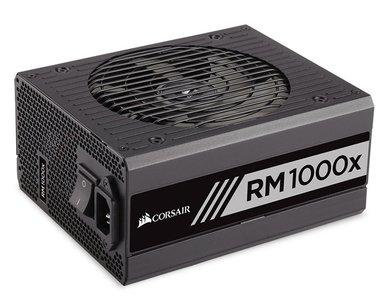 Corsair RM1000x 1000W ATX Zwart power supply unit