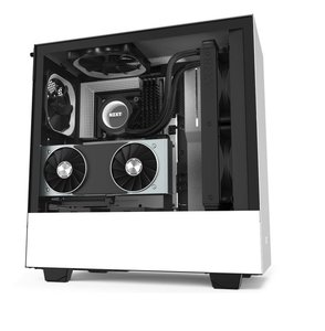 NZXT H510i Midi ATX Tower Wit
