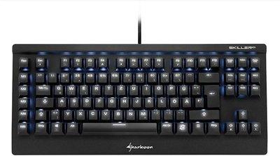 Sharkoon 4044951019915 toetsenbord