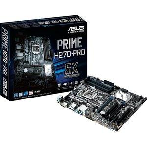 ASUS PRIME H270-PRO Intel H270 LGA 1151 (Socket H4) ATX moederbord