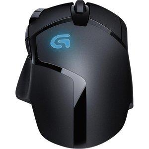 Logitech G402 USB Optisch 4000DPI Zwart muis
