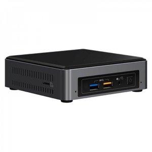 Intel NUC7i5BNK 2.2GHz i5-7260U UCFF Zwart, Grijs