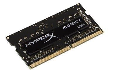 HyperX Impact 4GB DDR4 2400MHz 4GB DDR4 2400MHz geheugenmodule