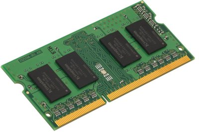 Kingston Technology ValueRAM 2GB DDR3-1600 2GB DDR3 1600MHz geheugenmodule