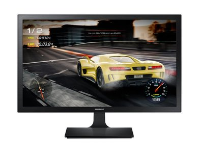 "Samsung LS27E330HZX 27"" Full HD TN Zwart Flat computer monitor LED display"