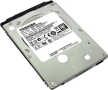 Toshiba MQ01ABF050 500GB SATA III interne harde schijf