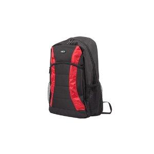 Natec Backpack Black/Red 17.3 inch