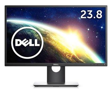"DELL P2417H 23.8"" Full HD IPS Mat Zwart computer monitor LED display"