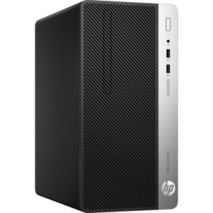 HP 400 DESKTOP G4 / i5-7500 / 8GB / 256GB SSD / DVD / W10P