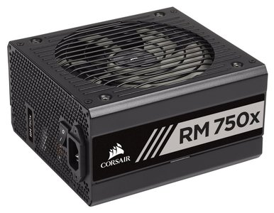 Corsair RM750x power supply unit 750 W ATX Zwart